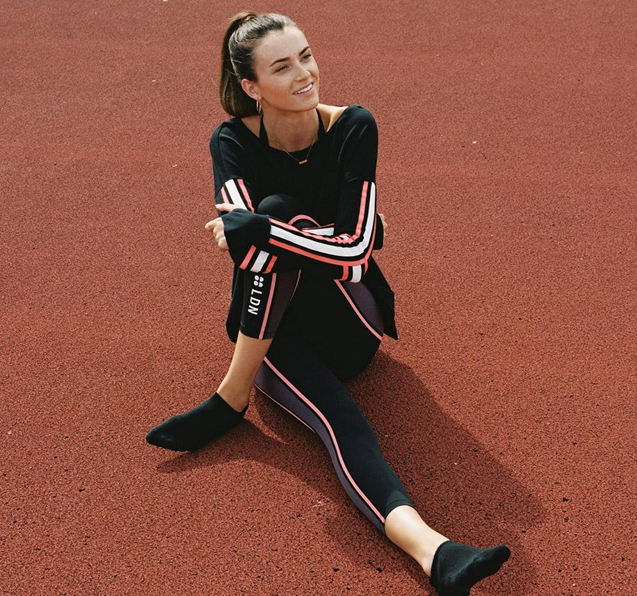 Meet The Model: Lucy Gascoyne<