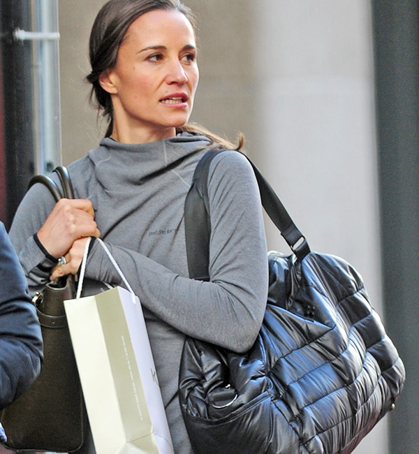 Pippa Middleton in Sweaty Betty