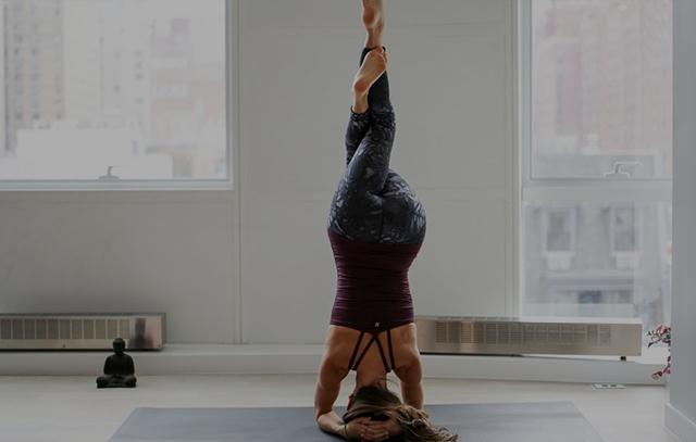 sweaty betty power yoga workout video