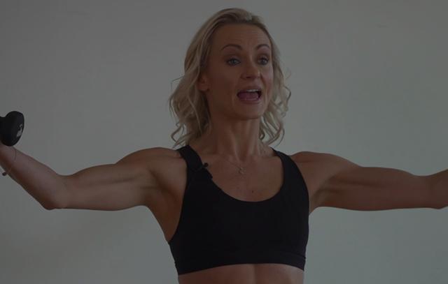 sweaty betty dance cardio workout video