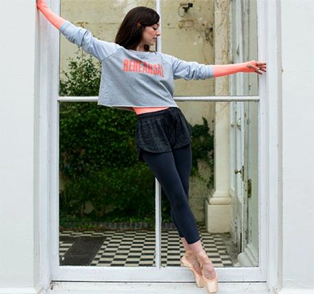 Meet ballerina Madison Keeler
