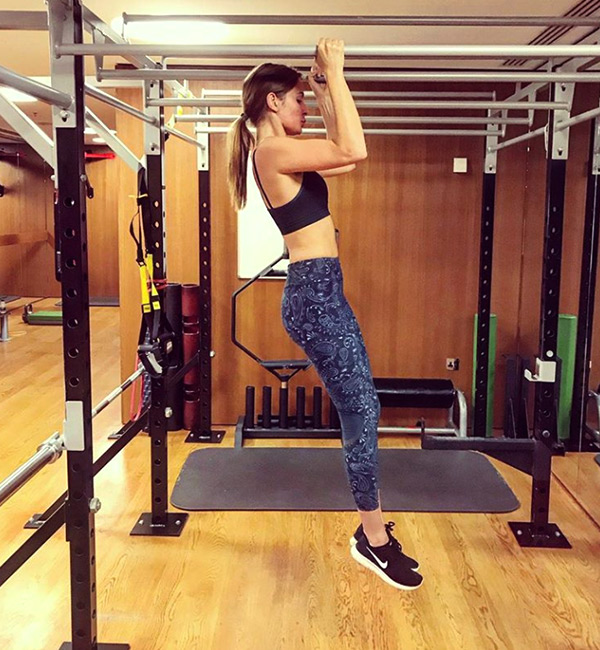 Millie Mackintosh in Sweaty Betty