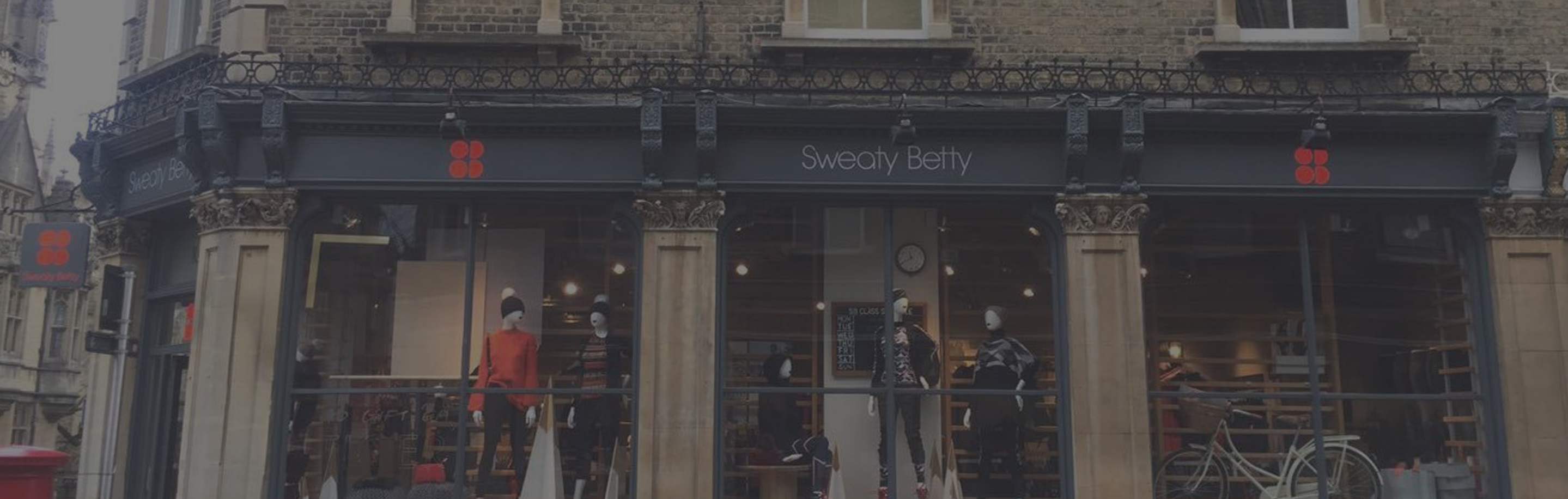 Sweaty Betty Oxford